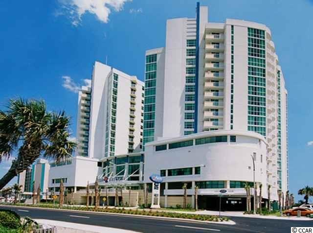 "Rare ""K"" floor plan 1 BR/ 1 BA OCEANFRONT unit at the Avista Resort in the heart of North Myrtle Beach.  This unit is ""GOLD"" graded with the onsite rental company and features many upgrades.  This particular unit is a smoking unit that can easily be converted to a non-smoking unit.  If you want walking distance to shops and restaurants this location is perfect! Avista Resort has all the amenities you could ask for in a resort such as indoor and outdoor lazy rivers, pools, hot tubs and a state of the art fitness room.  HOA includes all utilities, insurance (building and H06) the only thing not includes is your taxes.  Call for a showing today."