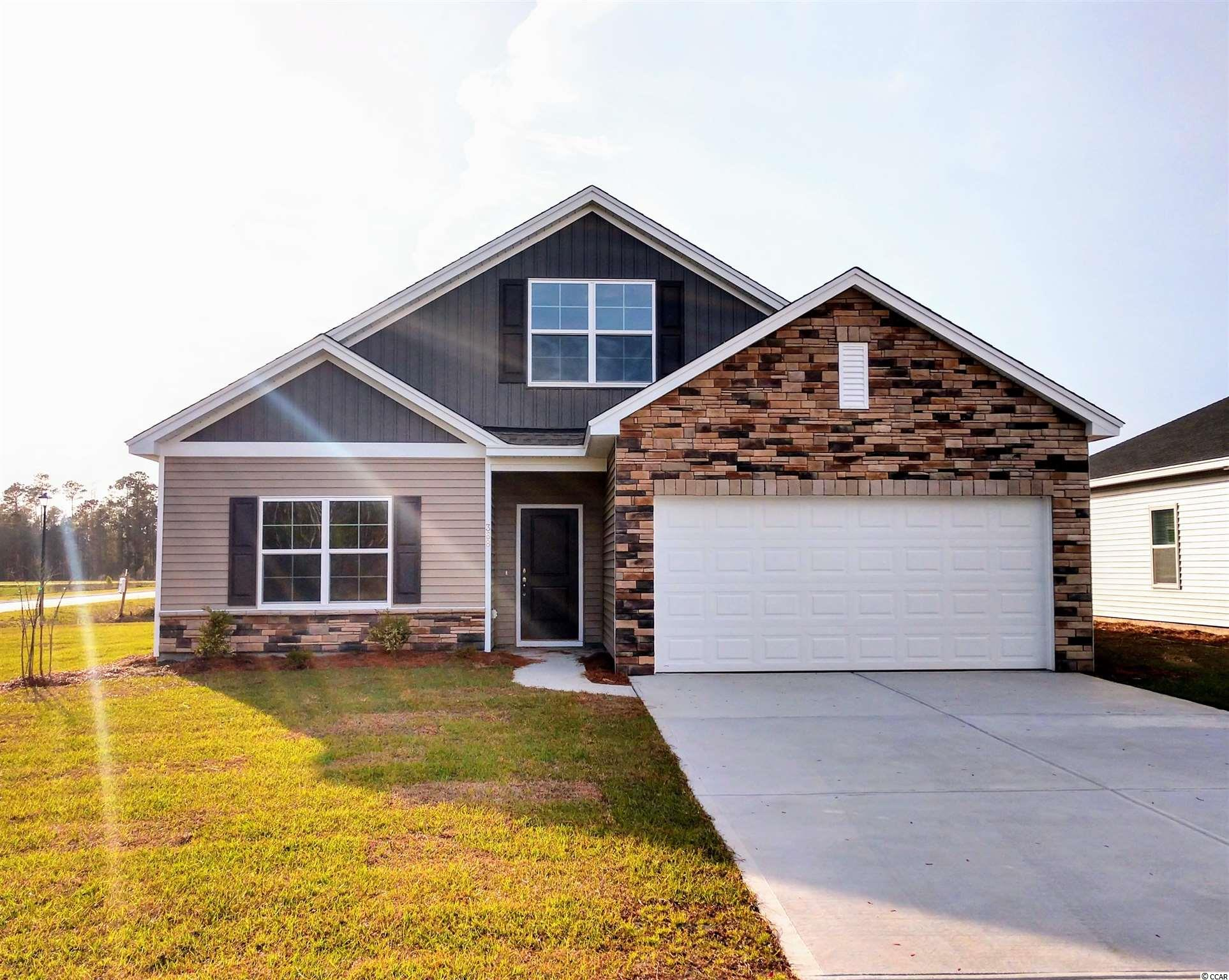 This home is under contract.  The Dorchester plan with bonus room offers 1,971 htd sq ft An open floor-plan, 3 bedrooms, 2 baths, with Covered Porch. We offer 6 other home plans, from 1,655 to 2,771 Htd SF, 3-6 bedrooms, 2-4 baths, we're sure to have the right home for your buyer!  All homes have 2 car garages. Included features: Advanced Framing; Gas heat; Tank-less Gas hot water; Recessed Ceiling lights in Kitchen; GE Appliances; Kitchen Granite counter tops; Programmable Thermostats; Opt 9' ceilings on first floor; Energy Efficient with LED bulbs, 14-SEER HVAC system, Air Barrier, and Sealing; Architectural Roof Shingles; Vinyl siding with Lifetime Warranty. Buy with Peace of Mind with Nationally Recognized Customer Service Care and all homes are backed by the QBW 2-10 year Warranty. Renderings and photos are shown with options.