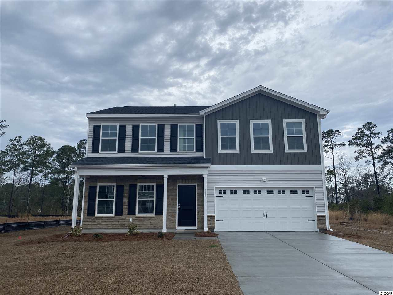 Call us for more information on our current incentives and closing costs!!! This McDowell plan is under construction, to be completed in Jan 2021. With 2,237 Htd SF, this 2-story home has 5 bedrooms including a guest suite downstairs, 3 baths, plus a loft upstairs! Plenty of space for everyone! Tankless Gas Hot Water, Gas Heat, and Gas Range/Oven, Stainless Steel appliances, Granite in Kitchen, Wood-look plank waterproof flooring, Covered patio plus extended patio with gas hookup for grill, Lawn Irrigation system, and more! Interior photos are of a McDowell plan in another community. All measurements are considered accurate but not guaranteed. Buyer to verify. You will have Peace of Mind with Nationally Recognized Customer Service Care! Incentives change periodically, please ask what we can do to help! We qualify for USDA financing! All measurements are approximate, buyer to verify.