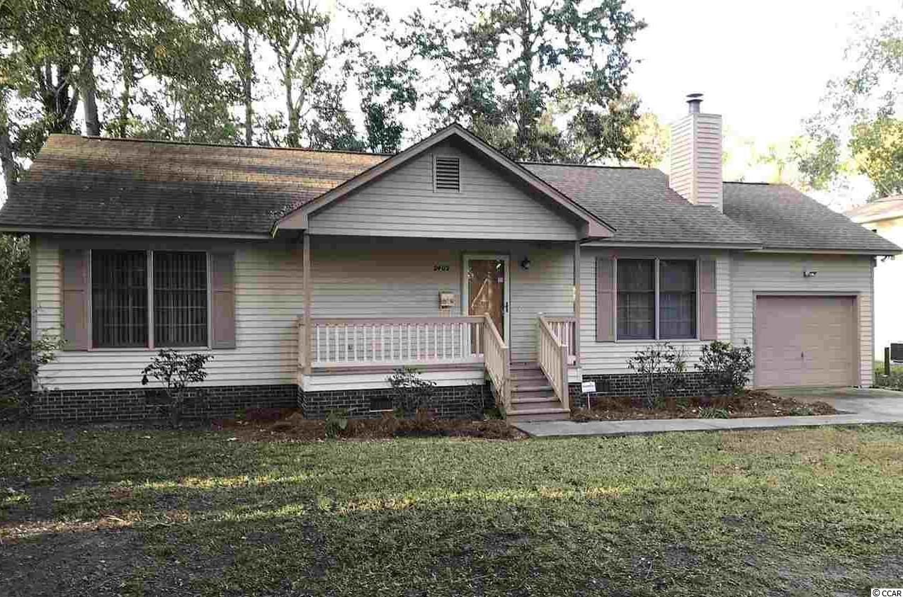 Great Opportunity to get into one of the most desirable neighborhoods in North Myrtle Beach! Less than a mile to the white sandy beach! Just a Golf Cart Ride To The Beach! Ample parking at the end of 27th and other beach accesses close by! Don't miss this 2 bedroom / 2 bath Stick Built Home with a garage and Bonus Room!! No HOA! Mature Neighborhood with easy access to Grocery, Retail, Barefoot Landing and more!