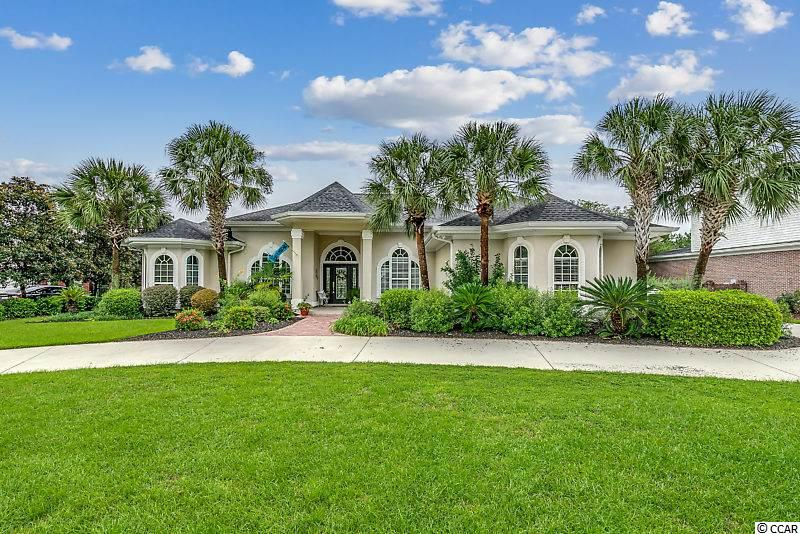 Are you looking for the ultimate new home that is large, yet still cozy and is located on a gorgeous lake and adjoining golf course? If so, then this is the house for you. This stunner is located in Forest Lakes, a subdivision within the Burning Ridge Golf Club community. The lakefront, single level home boasts 5 bedrooms, 4 1/2 baths. Its kitchen has custom cabinets, granite countertops and stainless steel appliances - it boasts a circular bar that is perfect for entertaining guests. The house is full of light! Lots of beautiful windows allow all the natural light to stream through enhancing the high ceilings and open floor plan of the living and eating areas. There is a covered porch and large patio off the back that overlooks the lake and adds to the entertaining atmosphere of this home. Picture yourself in your romantic master suite with its own fireplace and French doors opening onto the covered porch. There are 2 large walk-in closets and an expansive bathroom with a large jetted tub and walk-in shower. One of the bedroom/bath combinations in the home could be used as a cozy mother-in-law suite - it has separate entrance and small sitting area attached. THe list of amenities goes on and on. There is even a golf course view from the front of the home. Located near the hospital, shopping and many fine restaurants. Updates to the home include a new roof in 2020, new HVAC on the master side of the home in 2018, new hot water heater on the master side of the home in 2019, the metal fence in the backyard was added in 2016. You must see to believe!