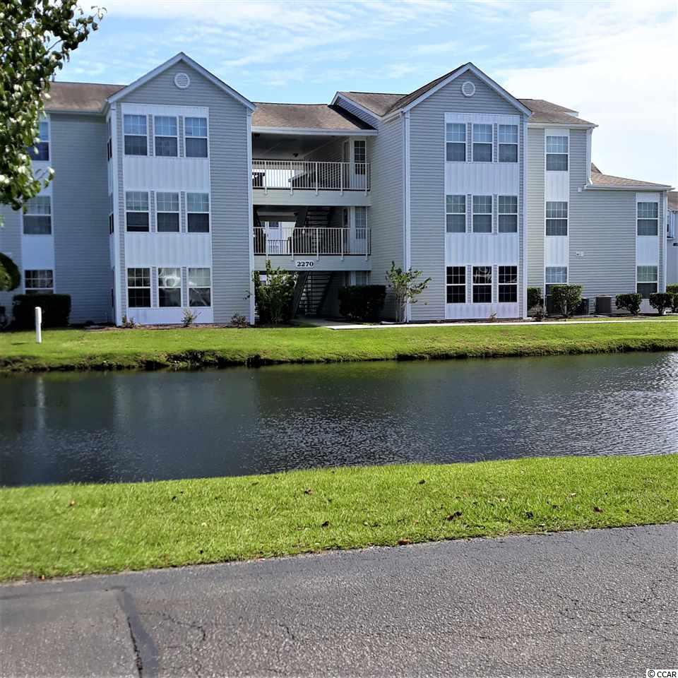 Southbridge community , 2 bedroom 2 bath second floor, well maintained lightly used second home  with recent upgrades hvac 2018 water heater and water filtration system 2016 , updated lighting. bright end unit with Carolina room with pond view , walk to the pool , also soccer and basketball area , furnished with the exeption of some items , 2 miles to the sand of Surfside Beach , close to Murrells inlet ,Brookgreen gardens and  Myrtle beach                        short term rentals allowed
