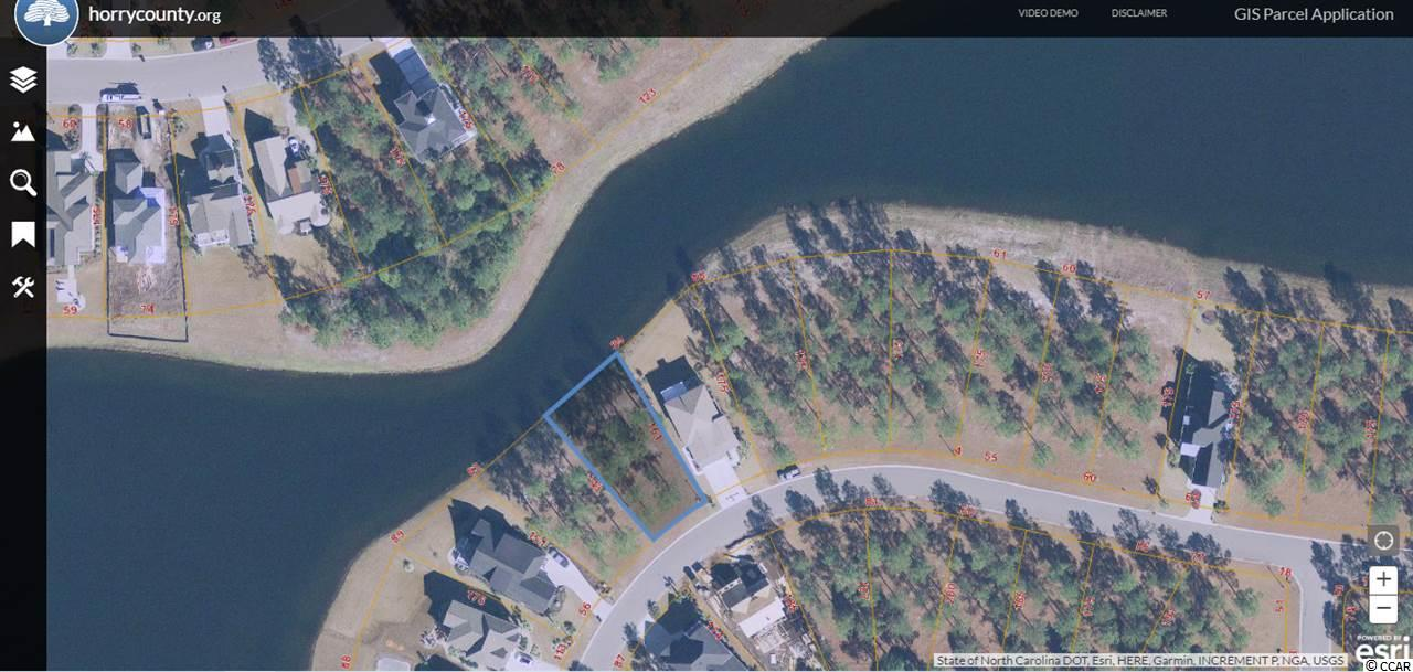 DIRECT WATERFRONT Lot in the highly desirable community of Waterbridge in Carolina Forest. This large, cleared homesite has utilities in place and is ready to go! Enjoy low HOA fees, bring your own custom homebuilder and NO TIMEFRAME to build! Waterbridge is an exclusive, high-end gated neighborhood featuring the biggest residential pool in all of South Carolina, 3 waterfalls, scenic bridges, fitness center, clubhouse, boat storage, tennis courts, volleyball, basketball, boat launch, fishing pier AND SO MUCH MORE! Close to shops, fine-dining, championship golf courses, great schools, hospitals, and only 15 minutes to THE BEACH! Call today.