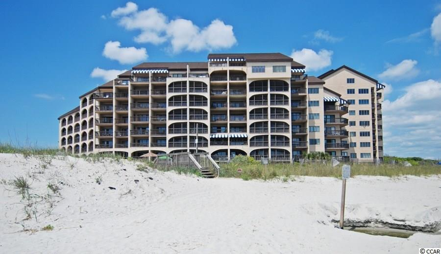 Two story condo with three oceanfront bedrooms.  Four bedrooms, four bathrooms, four decks.  Absolutely grand view of the ocean and the coastline of North Myrtle Beach and North Carolina.  Great rental.