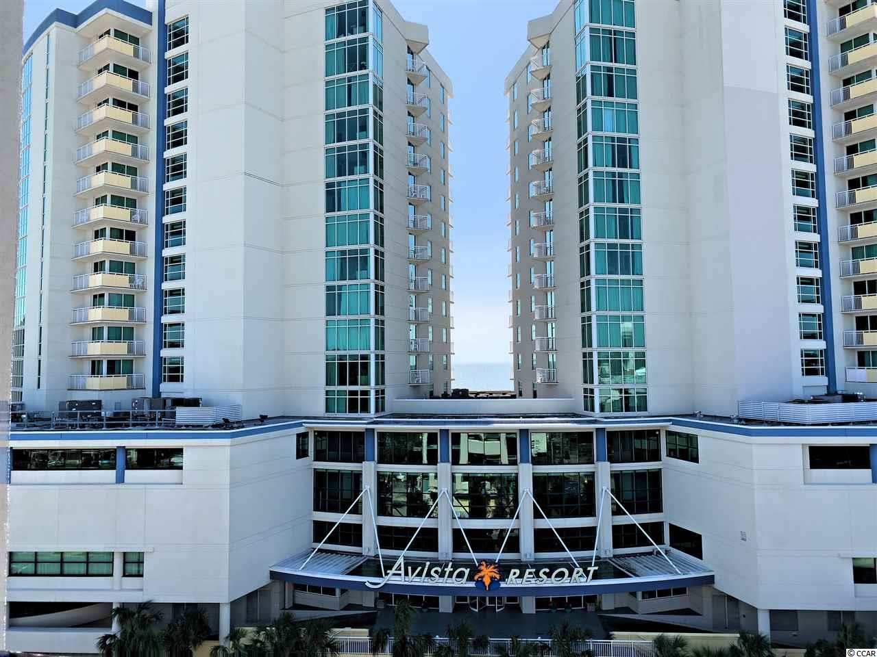 Avista Resort 1Br/1Ba Oceanview (Front Corner) Condo Offers Stunning Views Of The Majestic Atlantic Ocean. Perfectly Situated On The 11Th Floor In The South Tower, The Condo Boasts Unparalleled Views Of The Beach.  The  Unobstructed Southern Coastline Can Be Seen From The Large Private Balcony.  Upgrades In 2018 Include Furniture, Drapes, Kitchen Granite, New Carpet, And Bath Vanity. Fully Equipped Kitchen, Bosch Washer And Separate Dryer, Spacious Floor Plan & Large Balcony. New Dinette Table Purchased At The End Of 2019. New Bedroom Full Length Mirror And Bedding For Murphy Bed And King Sized Bed Purchased In 2020.  Great Rental Property, Primary Or Second Home. Low Hoa Fee Which Includes Water, Sewer, Trash Pick Up,Cable, Internet, Electricity And All Insurances.  Avista Resort Offers: Climate Controlled Corridors, Indoor/Outdoor Pools, Hot Tubs, Lazy River, State Of The Art Fitness Center, Snack Bar, On-Site Restaurant & Lounge/Bars! Close To Main Street In North Myrtle Beach So You Are In Walking Distance To Shopping, Hoskin's Restaurant (A Local Favorite), Mclean Park, Harolds, Ducks And Sky Bar.