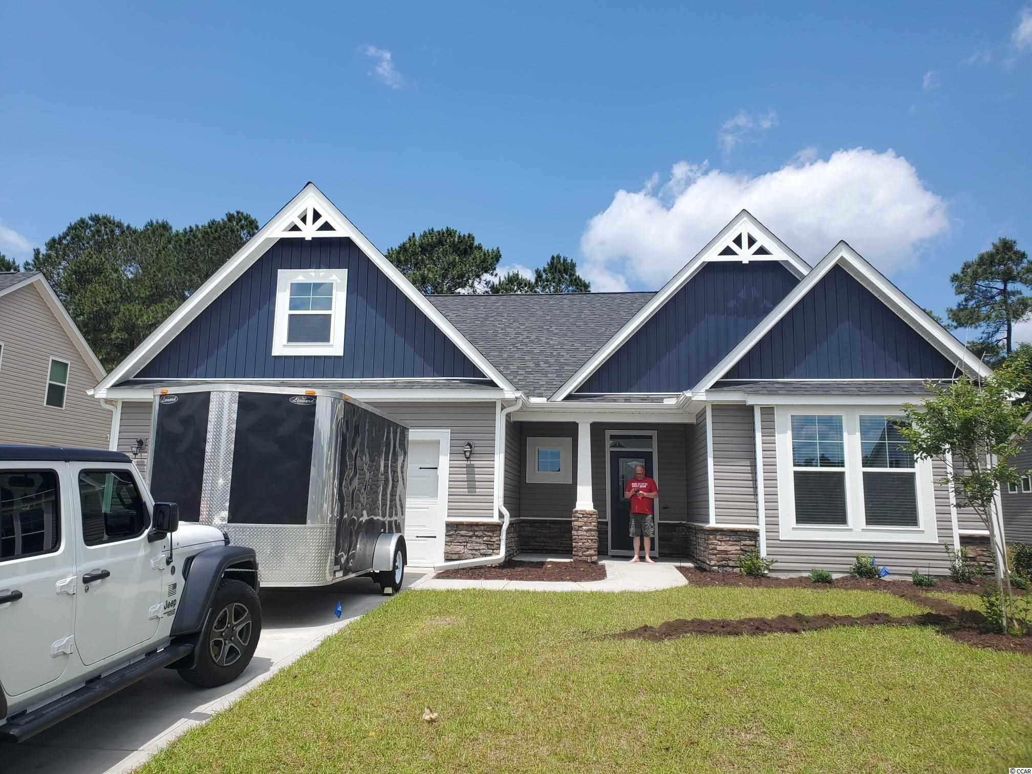 Most Popular Wrightsville floorplan backing up to trees