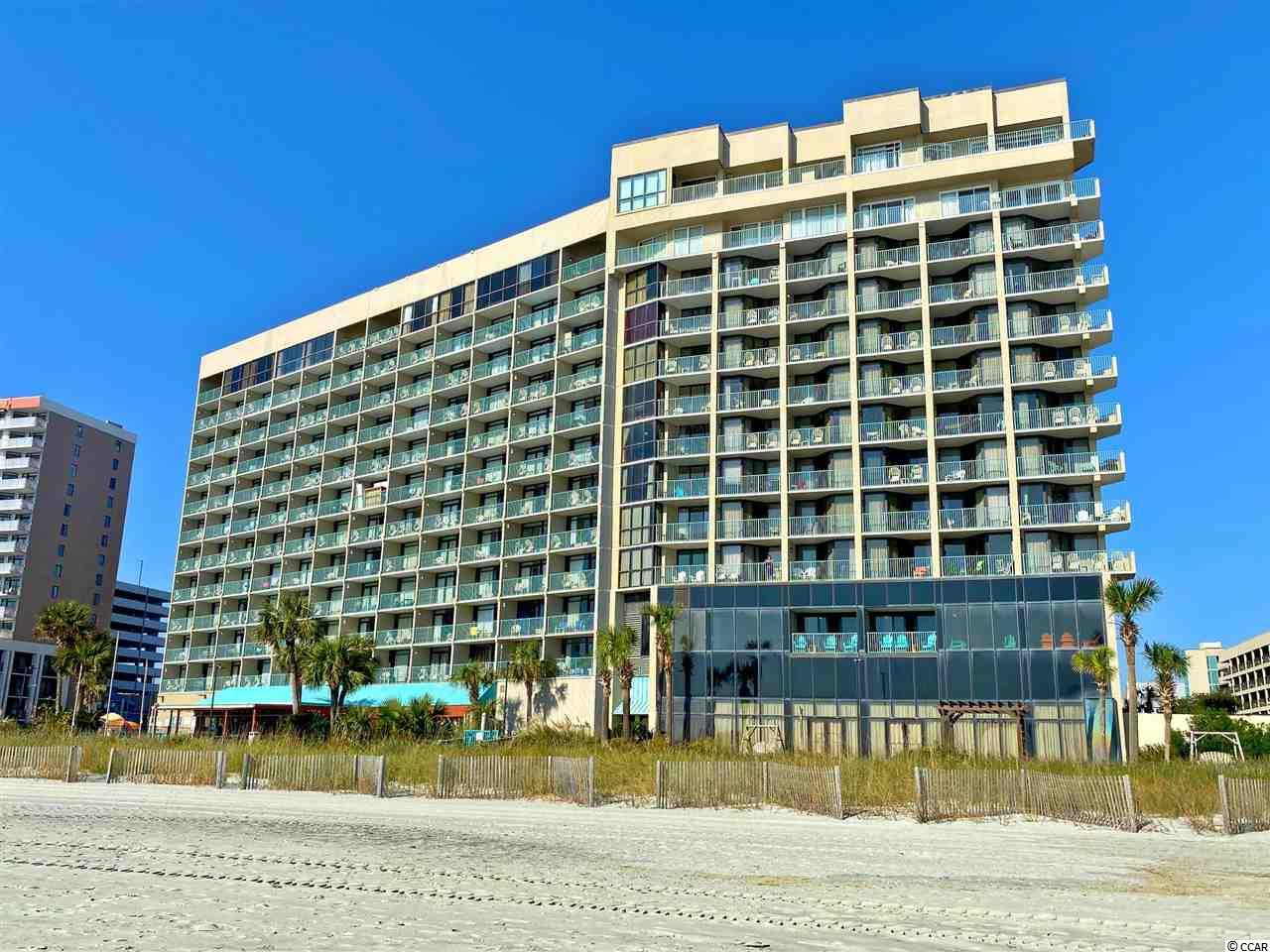 Ocean view two bedroom lockout, a must see for that perfect getaway you have been looking for. It is a two bedroom lockout with the option of renting separately. recently painted and has new laminate wood flooring.  Unit is Near all fine dining restaurants here in Myrtle beach and shopping areas like Tanger outlets and Barefoot landing. Resort has many amenities to enjoy with your family including indoor / outdoor pools, water parks, Sand Dunes Resort also offers an Oceanside 74 Restaurant & Lounge, Mia's Pizza and Subs, Sands Water Park, Seagull Cafe & Lounge, Fun Zone/Arcade, The Dunes Gift Shop, Convenience and Beachwear great attractions nearby like Carolina Opry and Pirates voyage. Bring all your potential clients by to take a look!