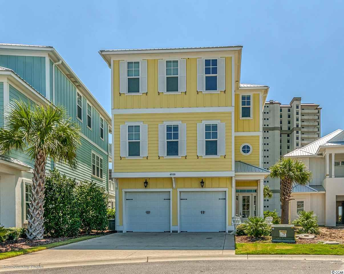 ONE OF A KIND!  This 5 BR / 5.5 baths, 2 1/2 baths & 2-car garage home in Whitepoint is like new...designer decorations, outdoor kitchen, pool entertainment area with views of White Pointe swash and Atlantic Ocean!  This 3-story home also offers game room, elevator, coffered ceiling in Great Room with rear covered porch, breakfast bar, SS appliances & granite countertops in Kitchen, Master Suite on 3rd level with coffered ceiling, deluxe Master Bath & private covered porch.  North Beach Plantation, 60-acre oceanfront development offers a 2.5-acre pool area with a swim-up bar rated#1 in the US by TripAdvisor, 8 pools, 5 hot tubs, lazy river, world-class spa, Beach Fit fitness center, shuttle, security and 3 on-site restaurants located across from Barefoot Landing.