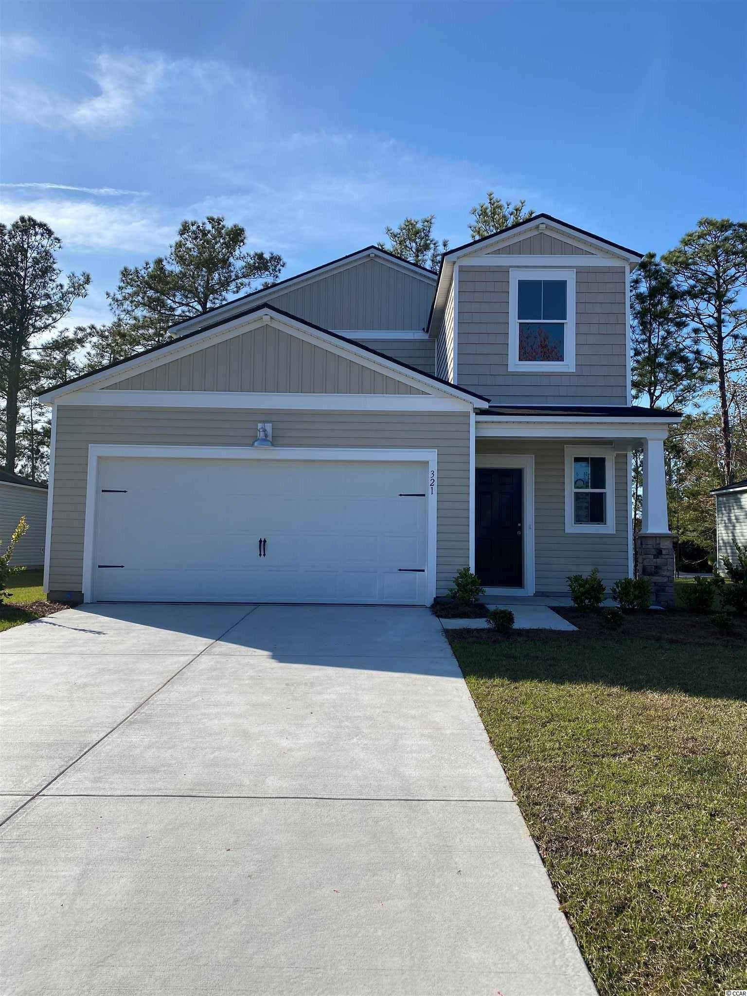 "These pictures are of a ""Similar Home"", it is a MODEL home with extra options.  Beach Village is our newest community located in Deerfield. This Dover is 3 bedroom 2 bath. This home features Granite kitchen countertops with subway tile. Stainless steel appliances and Laminate flooring. A gas community with a tankless water heater and gas stove. Backing to water. Low HOA"