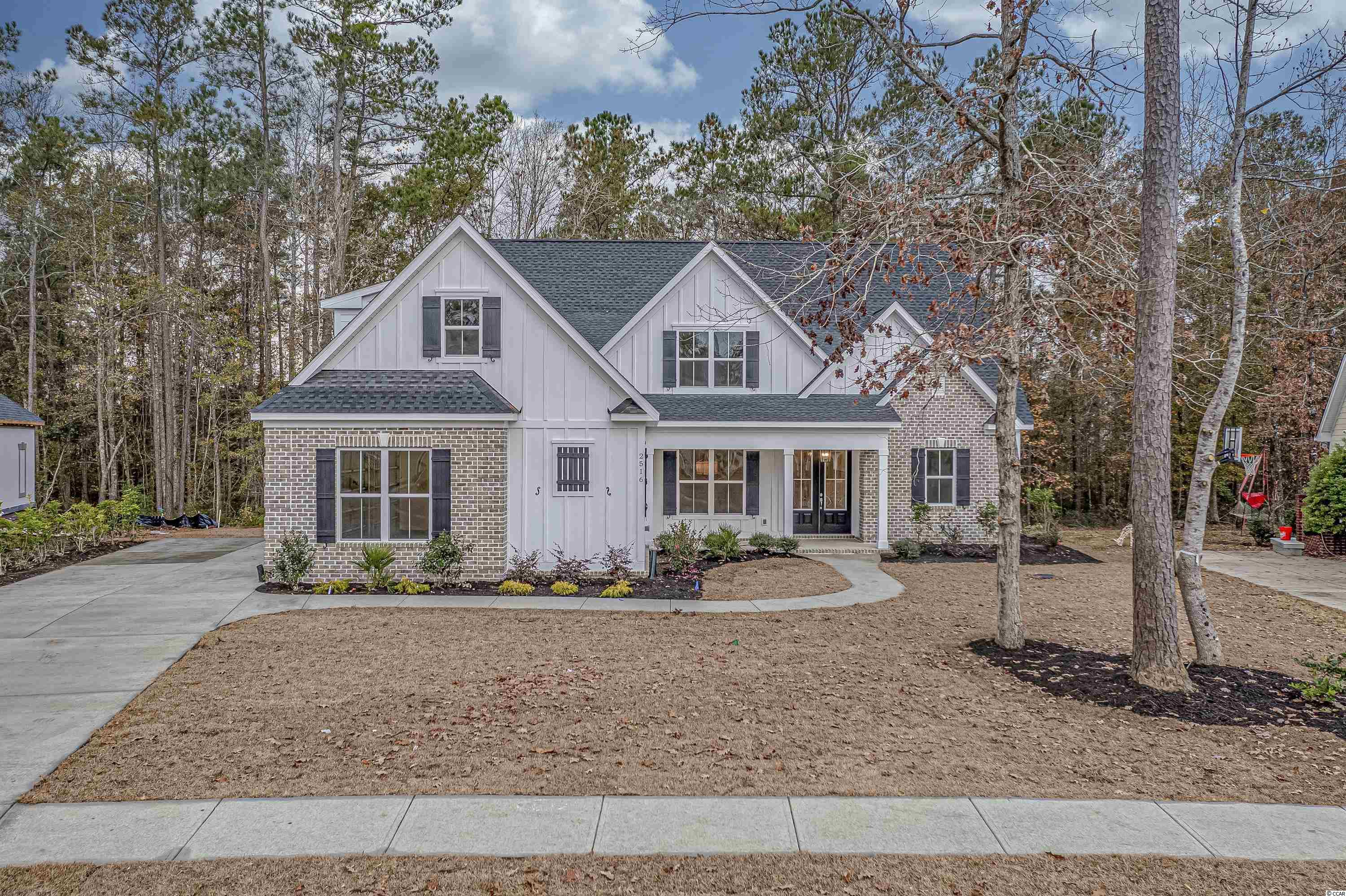 New DREAM home waiting for you in one of MYRTLE BEACH'S finest planned communities, Cypress River Plantation! This beautiful homestead is located in a gated neighborhood with 24-hour security, a private boat landing, meeting rooms, a fitness center, tennis and basketball courts, large club house with kitchen, and an outdoor olympic size swimming pool for all to enjoy. This exquisite house is brand new construction that will be ready early 2021! With a spacious open floor plan, this home has awesome custom features like tall coffered ceilings, granite countertops, and luxurious bathrooms just to name a few! Built by one of South Carolina's select few certified master builders, this stunning house with amazing attention to details will make you feel at home. Cypress River Plantation has a very limited amount of properties left, you don't want to miss out on this opportunity to live in this exceptional community located along the Intercoastal Waterway!