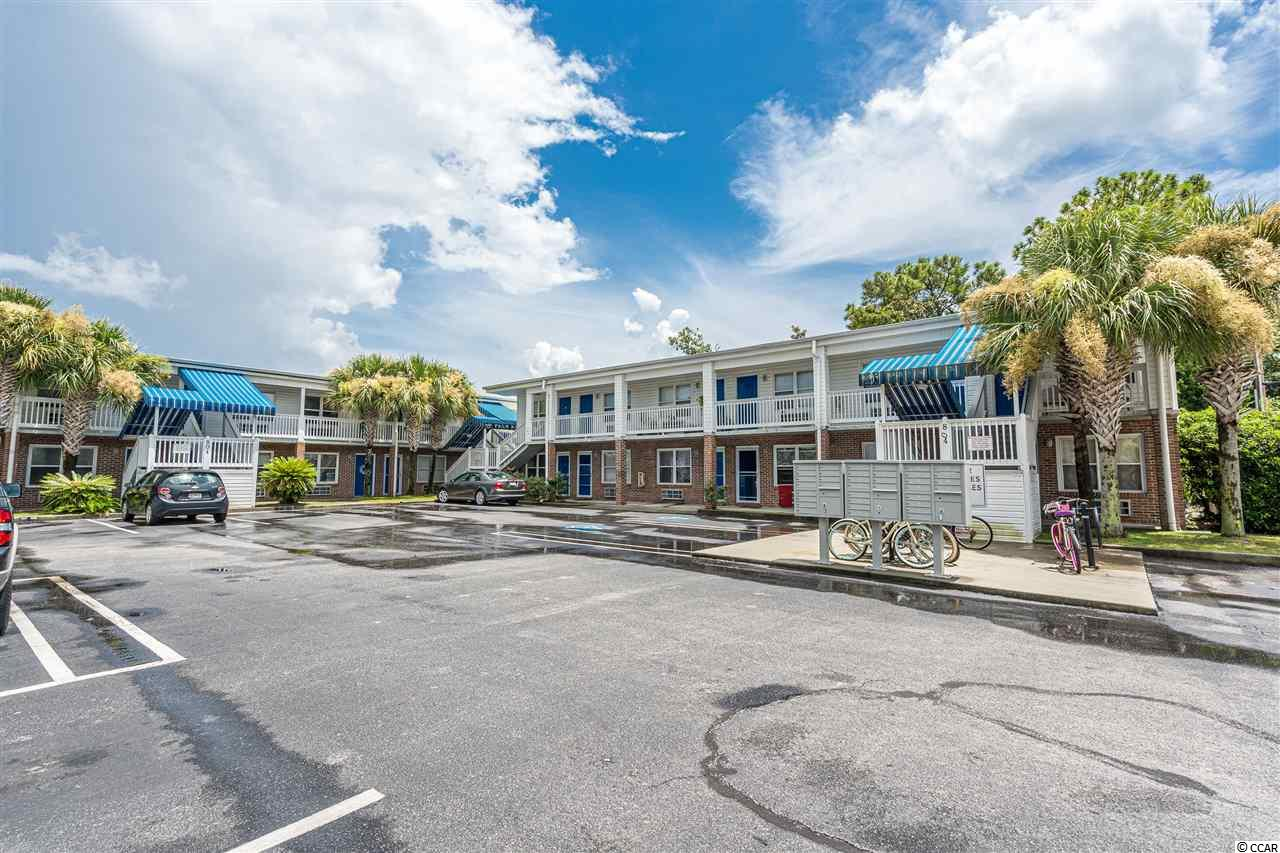 Renovated unit with beautiful floors and many new items.  Sold fully furnished and ready to use or rent!  One of the lowest priced properties east of 17 in North Myrtle Beach!  Complex has laundry room, pool, and grilling area.  Located next door to 810 billiards!  Quick walk to the beach!
