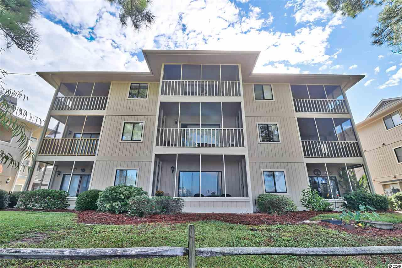 Come and enjoy this lovely 2 bedroom, 2 bath top floor unit in Cypress Bay in Little River.  Unit has been cleaned from top to bottom and is move in ready condition! Relax on the screened in back porch with views of the trees and pond.  Cypress Bay offers great amenities including pool, hot tub and tennis courts.