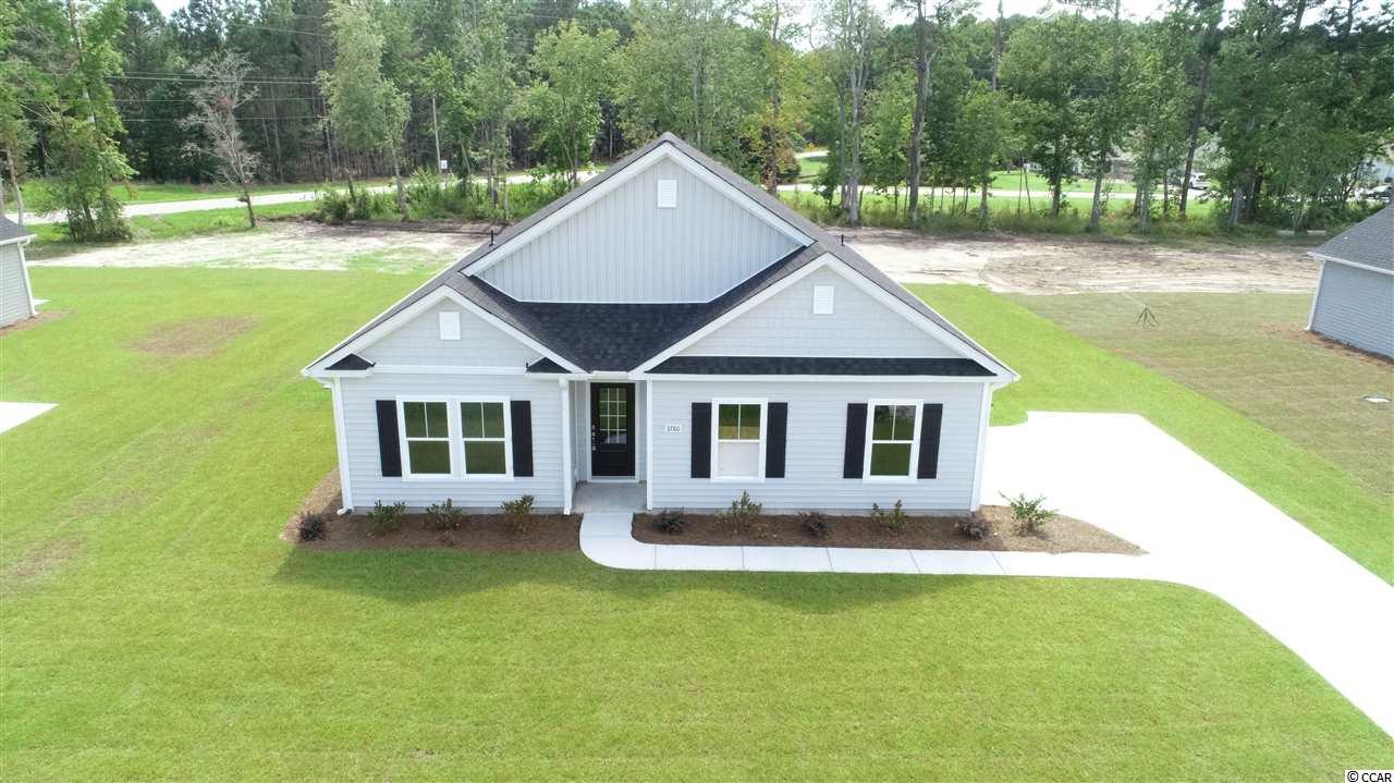 Do you want a brand new home on a large 1/2 acre lot with no HOA? Plenty of space for boat/RV storage pad or outbuilding. The home is built by a Certified Master Builder of SC and comes with a 1 year builders warranty, and a 10 year transferable structural warranty. *virtual tour and pictures may show upgraded features not included in the advertised base price of the home.