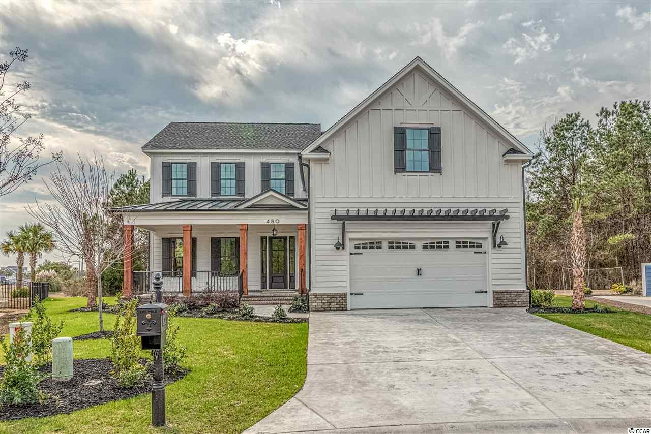 Huge New Construction Home in Waterway Palms Plantation