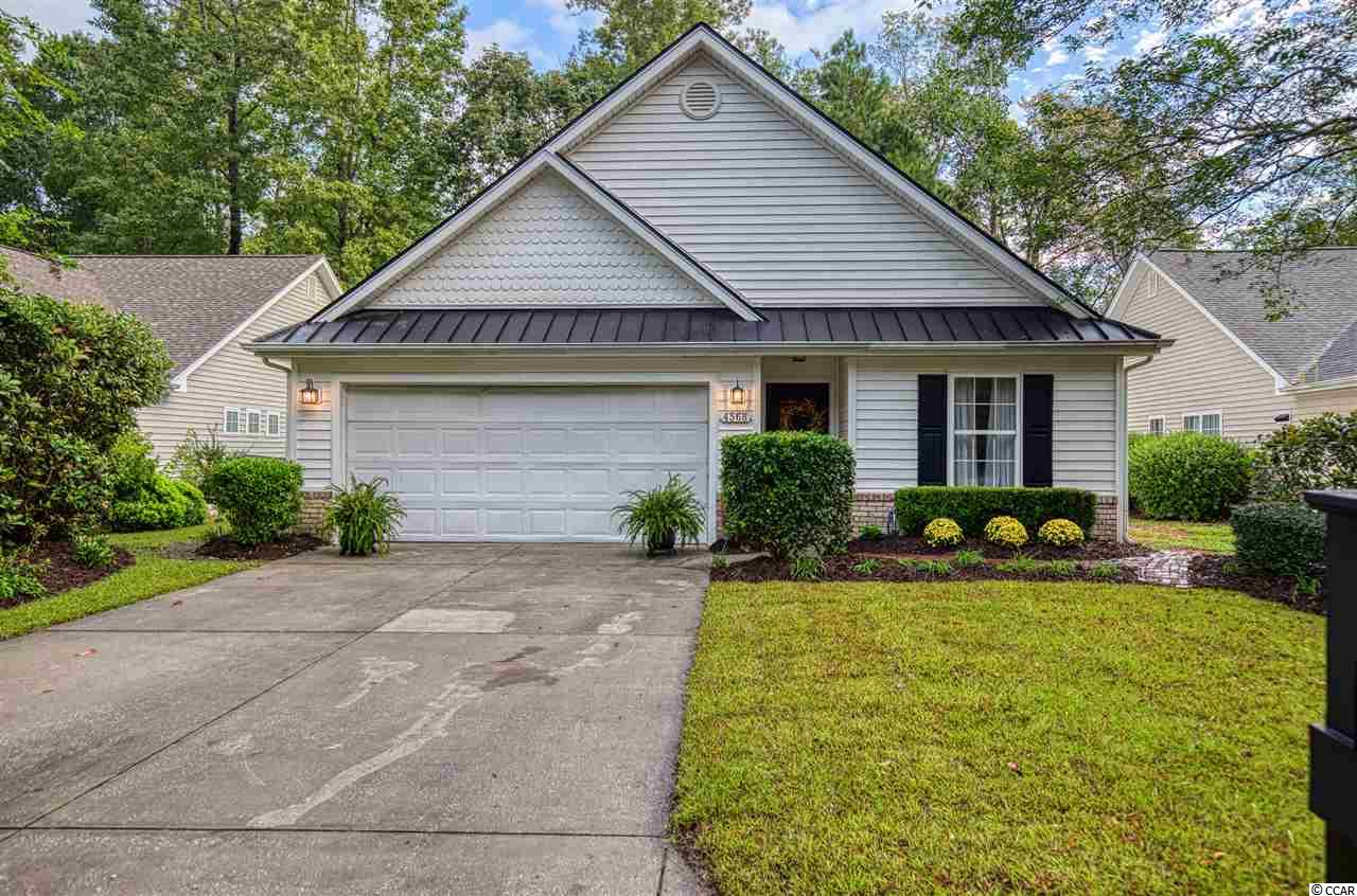 MUST SEE!!!!!  Wachesaw East!!  Gorgeous 3 bedroom, 2 bath located in one of Murrells Inet's most desirable neighborhoods.  Brand new roof and floating back deck overlooking protected wetlands.  Close proximity to shops, restaurants, and the Murrells Inlet Marshwalk.