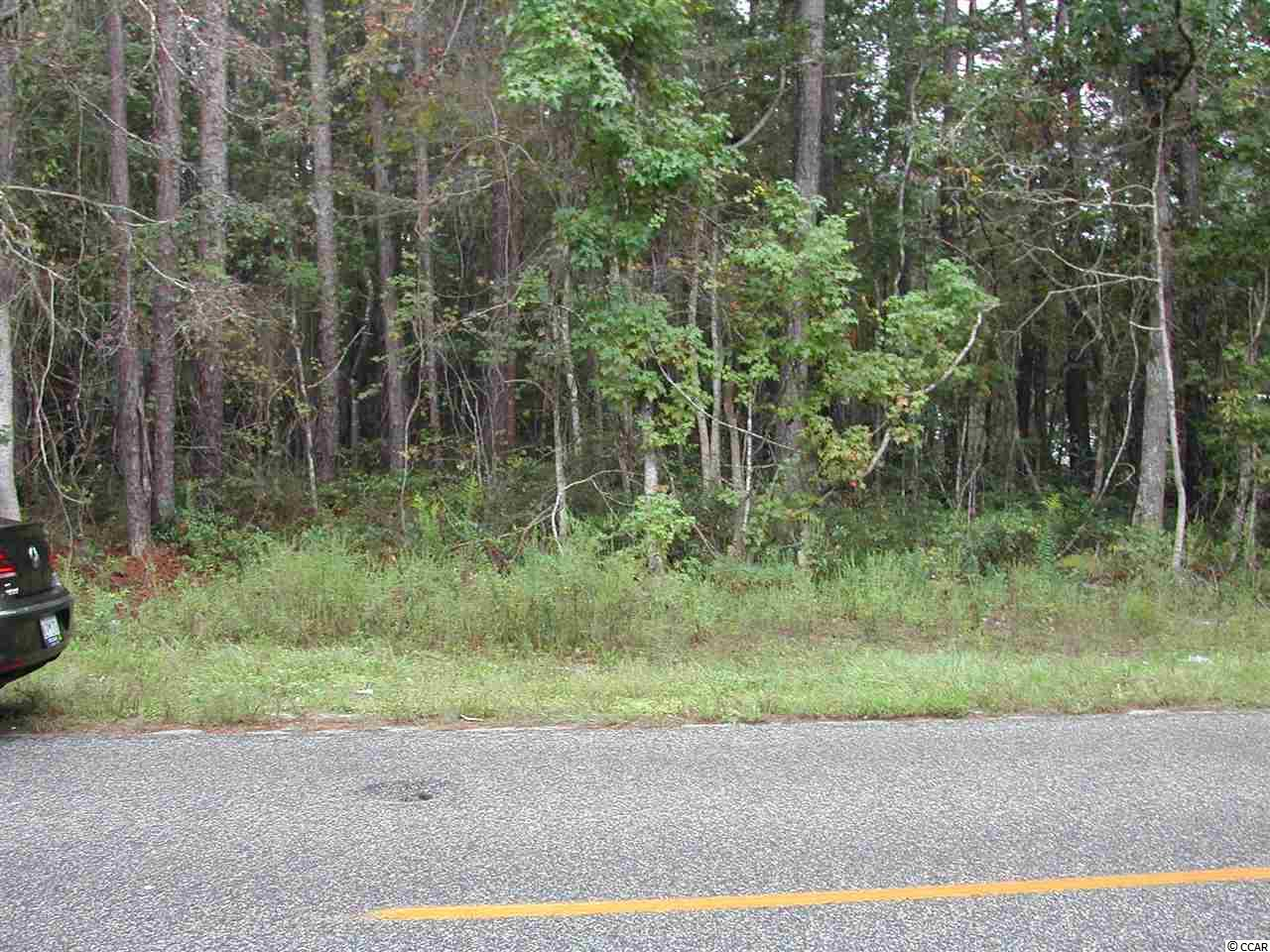 Wooded lot with Hagley Drive Road Frontage, just down from boat landing. Seller related to Listing agent
