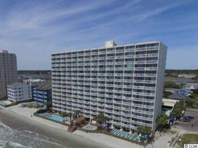 Welcome to unit 211 at Water's Edge Resort located on the oceanfront on Garden City Beach.  This two-bedroom two-bath condo is on the second floor which means no need to use the elevator or stairs!  This unit can be easily accessed from the top deck of the parking garage.  Super easy and convenient.  The bright open living and kitchen area offer a full view of the Atlantic ocean from your living room.  Two bedrooms each with their own full bath. At just under 1,000 sq ft, unit 211 is spacious enough for your family to spread out or all spend time together.  This unit is ready for its new owner to make it their own.  The building is under great management who also have a high priority on maintenance. In addition to the ocean view and the beach, enjoy all that Water's Edge Resort has to offer including indoor and outdoor pools, large sundeck, fitness room, oceanfront mini mart and cafe, Rising Tides Lounge, covered parking, and onsite security.  Ten blocks north of Garden City Pier. Short drive to the seafood restaurants of Murrells Inlet or Myrtle Beach attractions and airport.  Schedule your showing to see Water's Edge 211 today!