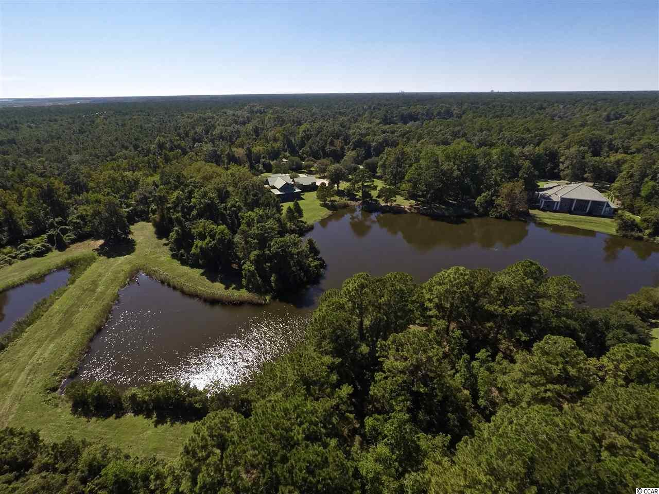 Build your new luxury home on this half-acre water view lot in the gated oceanfront community of DeBordieu Colony.  This 2700-acre private beach and golf community is located between Charleston and Myrtle Beach, just south of Pawleys Island. Along with being one of the few original historic beachfront communities on the East Coast, this unique subdivision features some amazing amenities including: hundreds of acres of wildlife and nature preserves; the Oceanfront Beach Club with fine dining and casual dining, playground, clubhouse and two pools; fitness center and tennis courts; and private Boat Landing with saltwater creek access to North Inlet, 24-hour on-site security and manned gate, and the Pete Dye designed, exclusive DeBordieu Club golf courses. Whether you are into golf, fishing, boating, tennis, nature hikes or relaxing on a private beach, you are just a short golf-cart ride away from it all inside DeBordieu Colony.
