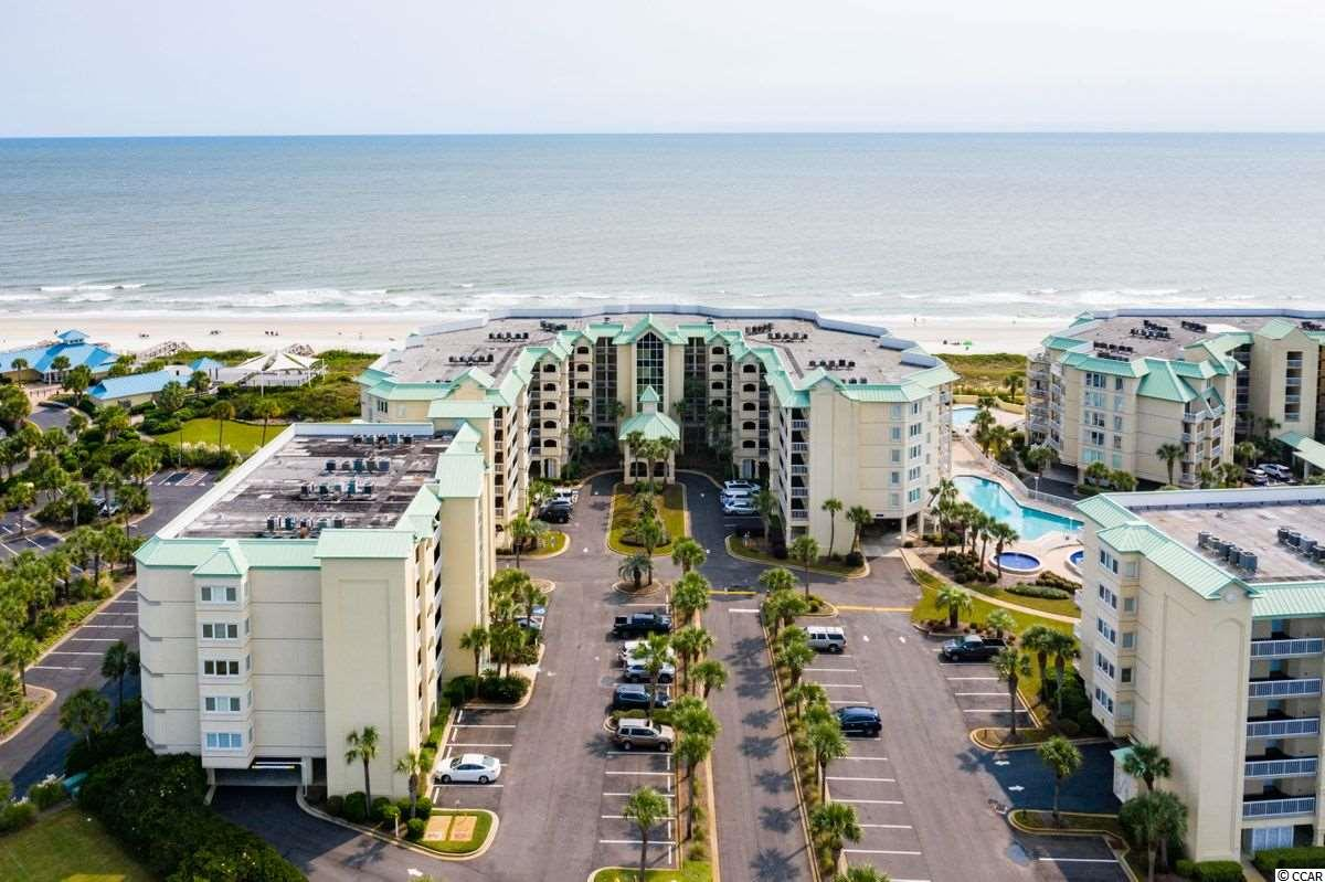 303 Fordham is a stunning luxury oceanfront condo located in Litchfield by the Sea.  It is beautifully furnished and decorated, and features a large, open floor plan. It lends itself to entertaining, or relaxing on the balcony. It is in pristine condition as it has been owned by the same family from the beginning, and it has never been rented. It offers outstanding views of the ocean and the gorgeous landscaping of the complex. The owners have enjoyed countless hours on the balcony watching sunsets and people watching. Litchfield by the Sea is a private, gated oceanfront community at Litchfield Beach. It's just a short distance from Charleston, plus nearby award winning golf courses, outstanding restaurants, and historical sights such as the beautiful gardens at Brookgreen Gardens. The complex itself has many amenities including beach access, an oceanfront clubhouse, walking paths, tennis courts, stocked ponds, on-site coffee shop, and restaurants. Come and see all that 303 Fordham and this community have to offer!