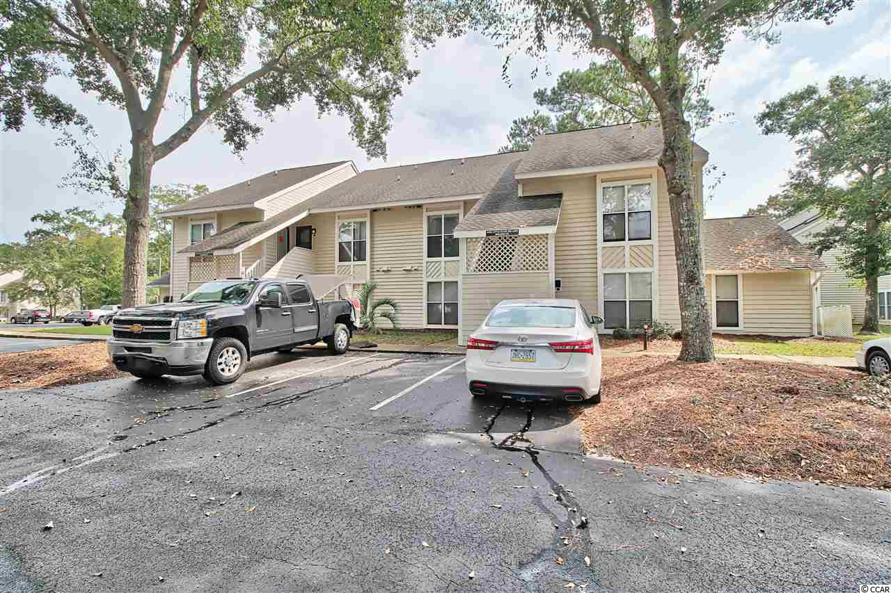 Affordable well kept loft condo at Little River Inn. The owner has kept this condo in pristine condition and it has never been rented.  Only a 5 minute drive to the beaches and easy access to all the major highways on the Grand Strand. This two bedroom, two bath loft condo features a spacious living area/ dinning area along with skylights, balcony, and storage closet. The skylights will bring in the morning sun, while the back balcony looks over the courtyard and one of two pools at Little River Inn. The storage closet provides extra storage or it can be used as an owners closet if needed.  The kitchen is fully equipped with stove, microwave, refrigerator, dishwasher, garbage disposal, pantry and breakfast bar. The first floor bedroom has ample closet space and is adjacent to one of two full baths. The loft offers enough room for two queen beds. The loft has a walk in closet as well as a full bath with double vanity. Both the HVAC and the Water Heater have been replaced recently. Little River Inn offers low HOAs, two pools and a jacuzzi along with an on site trash bin.  Take the opportunity to check out the loft unit. No worries about anyone living above you. It's the most affordable way to have a vacation home, a forever beach home or an investment property. Not all bedrooms are conforming; contact agent for full bedroom details