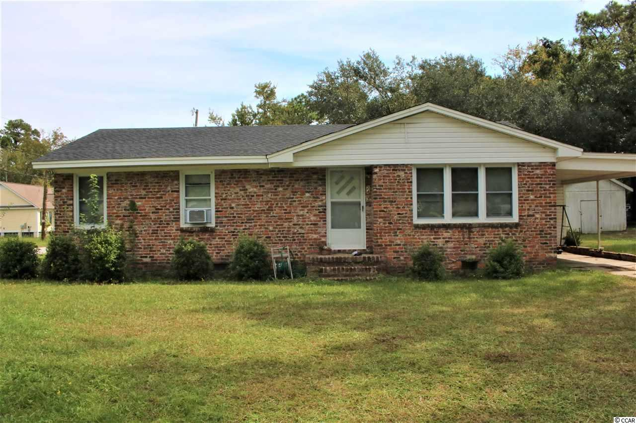 3 Bed 1 Bath brick house located the the Maryville community section of Georgetown. This house has hard wood floors throughout a large detached shed and is on a .42 acre lot. Has lots of potential and needs some TLC.