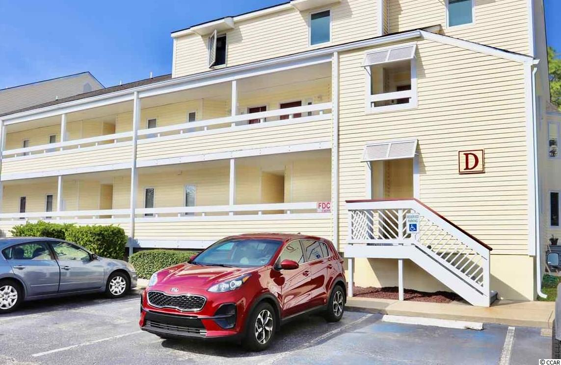 Beautiful first floor condo being sold fully furnished!  This 1 bedroom 1.5 bath unit is close to shops, restaurants and the beach!  Wether you want to relax in the swimming pool or play a game of tennis both are just steps away.  Want even more activities? The North Myrtle Beach Rec Center and parks are right next door! NMB Golf and tennis also offers Golf cart parking and on site charging stations! Come take a look!