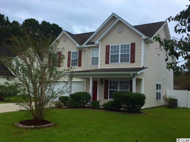 Welcome to this move in ready spacious 4 bedroom 2.5 bath home in the heart of Murrells Inlet. Located in a very desirable quiet cozy and friendly  community , in the much desired St. James School district. Take a short golf cart ride to the beach, river or to fine dining , shopping and water sports. This home is very bright and airy with large spacious rooms, and hardwood floors throughout the home, with enough space for everyone. Enjoy the beautiful weather sitting out in your large Carolina room. There is a large fenced in backyard along with a sprinkler irrigation system. New roof 2020