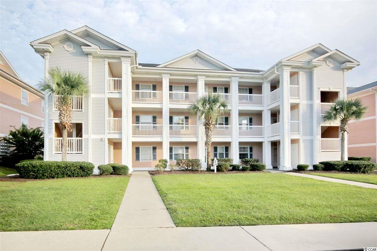 Welcome to Waterway Village in the Carolina Forest section of Myrtle Beach!  This first floor, end unit property is conveniently situated by the outdoor pool and acroos from the indoor pool and tennis courts and grilling area. You will fall in love with this beautifully renovated condo with granite countertops, all stainless steel appliances, gorgeous engineered wood flooring, updated master bath and beautiful furnishings! This unit also faces the Intracoastal Waterway, so you can spend your afternoons relaxing on your rear screened in patio and watch the boats go by! This commuity allows for short term or long term rentals, so makes a great rental property you can rent out when you aren't here enjoying it yourself! Waterway Village is a gated community, which sits between the Intracoastal Waterway and River Oaks Golf Course and is one of the most sought after communities in the area! Make your appointment today!