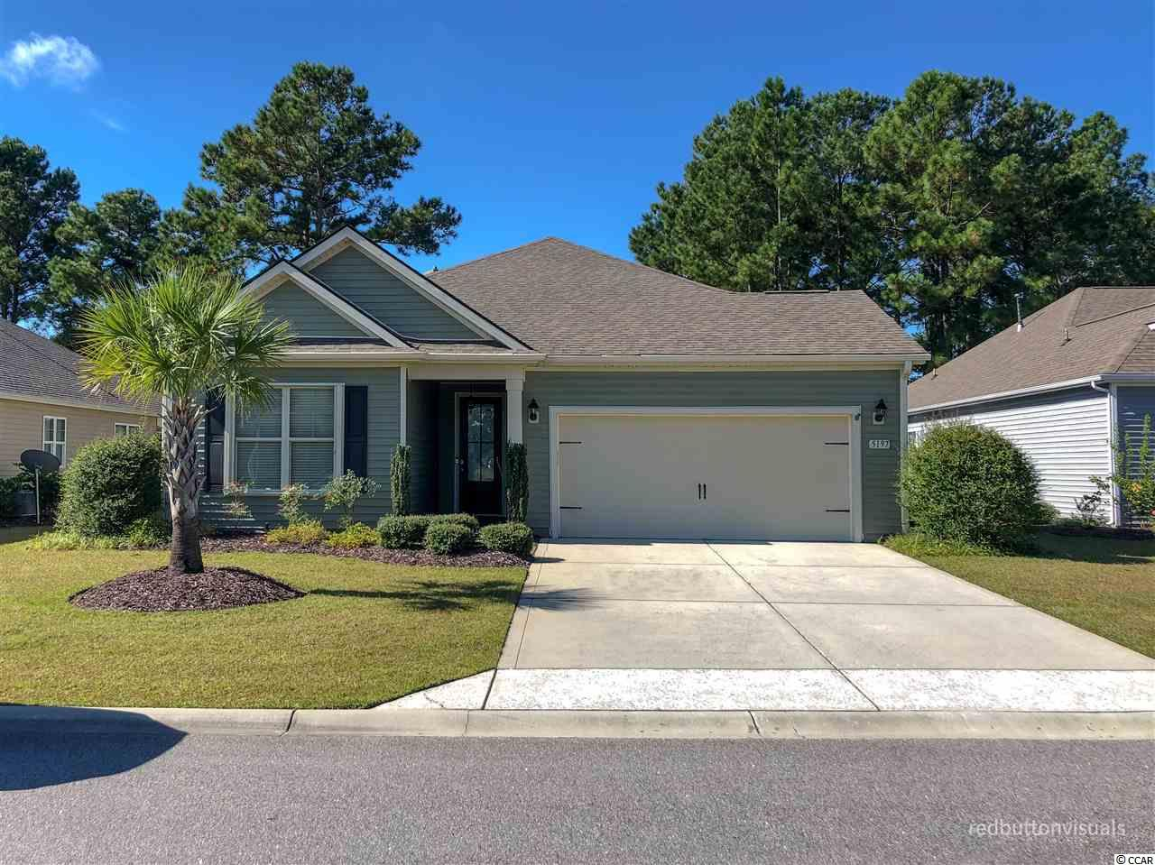 "Located in the gated Carillon (55+ section) of Tuscany, this 3 bedroom 2 bathroom home shows like a model. This spacious, open floor plan boast a huge kitchen island, stainless steel appliances, a cozy fireplace, den/office, and a LARGE window and screen porch. This home is truly one of a kind as it is fully handicap assessable! Must see to appreciate!  Be stress free with the newly installed hurricane shutters and leaf filtration gutters. Tuscany offers that ""wow"" factor when it comes to amenities, the community has 2 Resort style pools, large clubhouse with bar & seating areas, 2,000 sq. ft. fitness center, 24 seat movie theater, game room, 10 miles of walking trails, 60 acres of conservation, 40 acres of fishing lakes, and 2 tennis courts. Conveniently located just minutes from the Tanger Outlets, Hwy 31, Coastal Grand Mall, Market Common, and the beach! Don't miss out and schedule your showing today!"