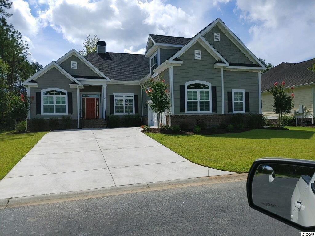 New construction in Prince Creek area of Murrells Inlet. Quality construction with many upgrades. Tile showers, free standing tub, quality cabinets, solid surface counter tops, stainless appliances, fireplace and hardwood floors just to list a few. Buy early and make your own selections.