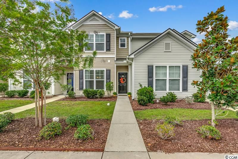 This 2 bedroom 2 bath townhome is located in Berkshire Forest, a Carolina Forest community with side walks, tennis courts, sand volleyball & a  fishing lake. Close to everything Myrtle Beach has to offer, yet out of the hustle &  bustle of the tourist areas.  The beach is a 10 minute drive, shopping, restaurants and golf at your fingertips,  The Heatherstone Townhomes have their own pools located close to every building.  This beautiful townhome has upgrades galore, laminate flooring throughout living, dining, kitchen and bathrooms. The kitchen offers upgraded cabinetry, granite counter tops and stainless appliances!  Both bedrooms and laundry room are on the 2nd level each with their own full bath, ideal for roommates or small family. This home is move in ready and well maintained.  Perfect for a 1st time homebuyer, 2nd home owners or investment property.  Don't delay this one wont last long.