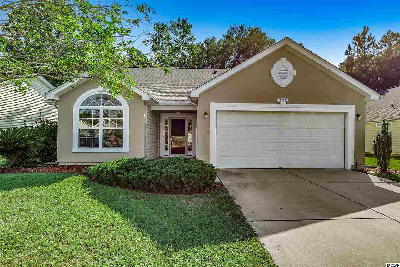 """Beautifully renovated 3 BR, 2 Ba home in the Villages of Arrowhead. New roof in 2020, Solar Tubes in LR and Kitchen provides lots of natural light, gutter guards, irrigation with new control head, new air handler fan motor and relay Oct. 2020, updated electrical outlets with porcelain switchplates and outlet covers as well as independent GFCI circuitry in bathrooms and  kitchen, Perma Dispensing soap pump at kitchen sink, new floor 2017, stainless steel kitchen appliances, water saver toilet in guest bath, upgraded kitchen and bath cabinets (42"""") transferable termite bond, 2X6 roof trusses for attic storage, LED Lighting and dimmers throughout most of the house, built in closet organizers in guest rooms. All this with a fairway view of 1st hole of The Lakes Course at Arrowhead Golf Club. Check out the Matterport tour from Conklin Marketing 360. Listing agent is a SC licensed Realtor"""