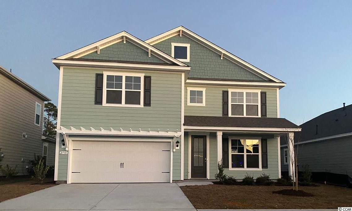 "This popular Tillman plan will give you the perfect mix of indoor and outdoor living featuring a large front porch and a spacious rear screen porch and patio! Gourmet kitchen with sleek granite, 36"" painted cabinetry, and stainless Whirlpool appliances including a gas range. Beautiful wide plank laminate flooring flows throughout the dining room, kitchen, and living room. The first floor primary bedroom boasts a huge walk-in closet and en suite bath with a double vanity, 5' shower, and linen closet. Upstairs you will find a generous loft area, 4 additional bedrooms, and 2 full bathrooms. This is America's Smart Home! Simplify your life with a dream home that features our industry leading smart home package allowing you to control the thermostat, front door light and lock, and video doorbell from your smartphone or with voice commands to Alexa! It's a home that adapts to your lifestyle. *Photos are of a similar Tillman home. (Home and community information, including pricing, included features, terms, availability and amenities, are subject to change prior to sale at any time without notice or obligation.  Square footages are approximate.  Pictures, photographs, colors, features, and sizes are for illustration purposes only and will vary from the homes as built.  Equal housing opportunity builder.)"