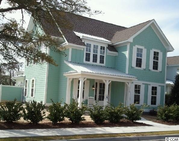 4 BR / 4.5 BA home professionally decorated with pool & 2-car garage in Whitepoint at North Beach has  Master Bedroom on first floor, tile shower in Master Bath, granite countertops and SS appliances in Kitchen, 9' ceilings, wood flooring in Living Areas, covered rear porch.  North Beach Plantation, 60-acre oceanfront development offers a 2.5-acre pool area with a swim-up bar rated#1 in the US by TripAdvisor, 8 pools, 5 hot tubs, lazy river, world-class spa, Beach Fit fitness center, shuttle, security and 3 on-site restaurants located across from Barefoot Landing.