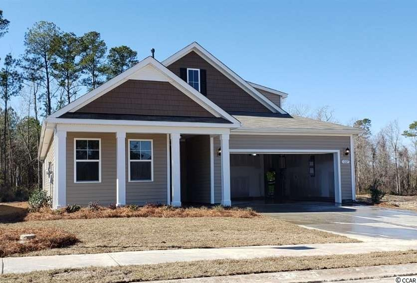 New phase now selling in Heather Glen! The Bradford plan is now available in our brand new natural gas community where you will enjoy a spacious clubhouse with sprawling verandas, impressive swimming pool, conditioned fitness center, fenced dog park, playground area, and blueberry garden! This versatile floorplan is perfect for any stage of life and offers an open concept design with a split bedroom layout. Beautiful white painted cabinets, granite countertops, stainless Whirlpool appliances with gas cooking, and beautiful yet durable laminate wood flooring. First floor private primary bedroom suite boasts a huge walk-in closet and en suite bath with a double vanity, 5' shower, and linen closet. This home also has a rear screen porch and the added second floor with a private bedroom, bathroom, game room, and storage space! It gets better- this is America's Smart Home! Control the thermostat, front door light and lock, and video doorbell from your smartphone or with voice commands to Alexa. *Photos and virtual tour are of a similar Bradford home.  (Home and community information, including pricing, included features, terms, availability and amenities, are subject to change prior to sale at any time without notice or obligation. Square footages are approximate. Pictures, photographs, colors, features, and sizes are for illustration purposes only and will vary from the homes as built. Equal housing opportunity builder.)