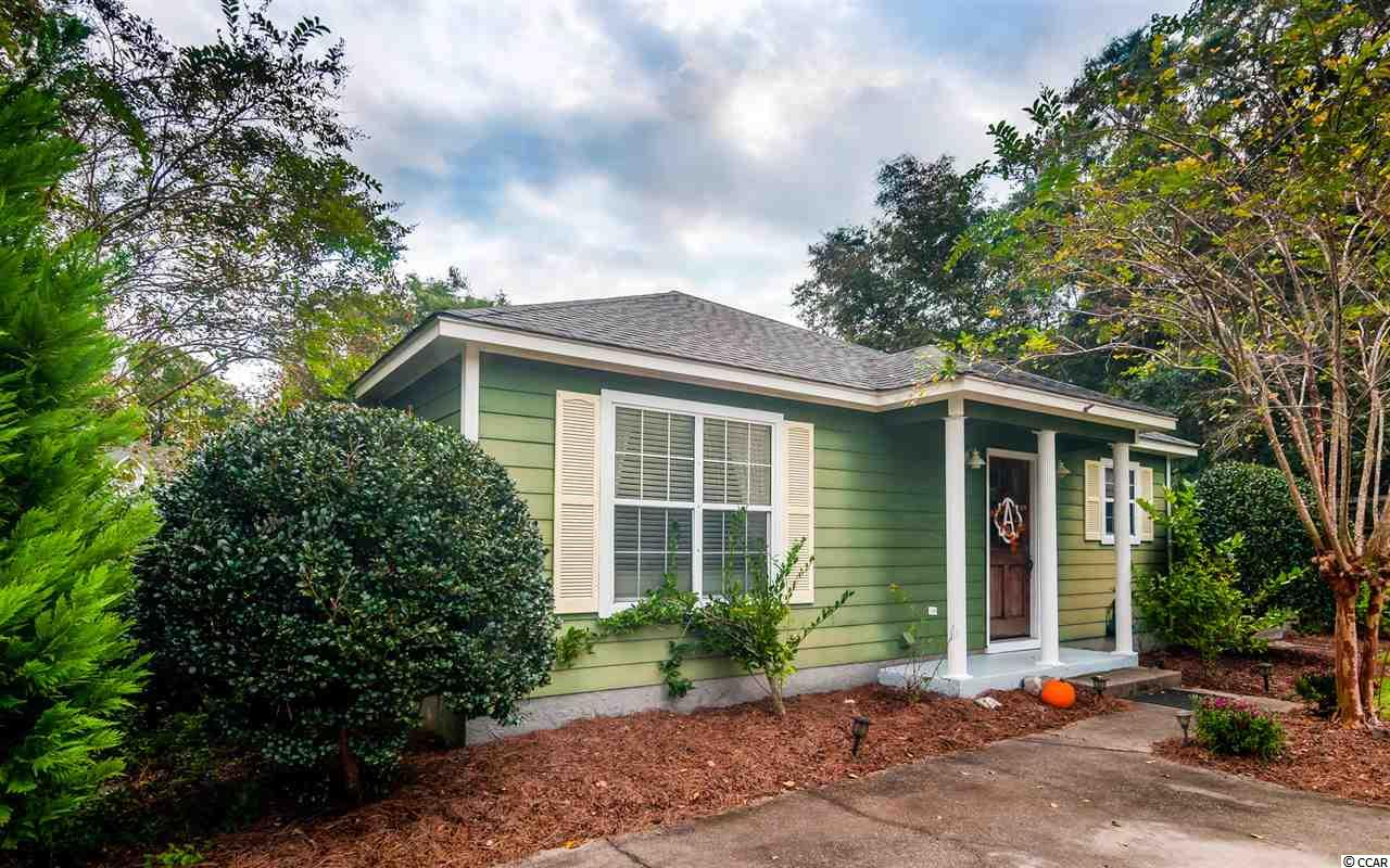 Great home in desirable location.  Minutes from beach and all that Pawleys Island has to offer.  Beautiful kitchen with butcher block countertops and breakfast bar perfect for entertaining.  Backyard fenced in with large patio.  Don't miss this opportunity as it won't last long!