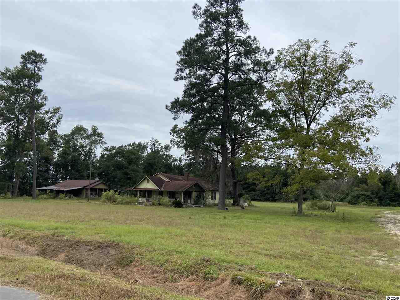 If you are looking for a quite place out in the country this would make a great farm for you. This property has some cleared area, woods and a small pond. The barn and home on the property are being sold as is. This property has great potential for a place to build your forever home and have some farm animals. Only a few minutes from downtown Conway. Public water is available