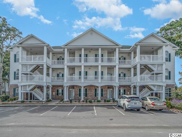 Welcome home to this beautiful 2 bedroom, 2 full bath condo in the lovely golf course community of The Moorings! This unit features an open living and dining area with plenty of natural light, a modern kitchen with current appliances and plenty of counter and cabinet space, and a private rear porch with a relaxing golf course view. The master bedroom offers a large walk-in closet, ceiling fan and private full bath. The Morrings residents and guest enjoy a community pool. The location offers easy access to major roads, just minutes to the unique shops and restaurants of Little River or a short drive to the beach and all the Grand Strand has to offer!
