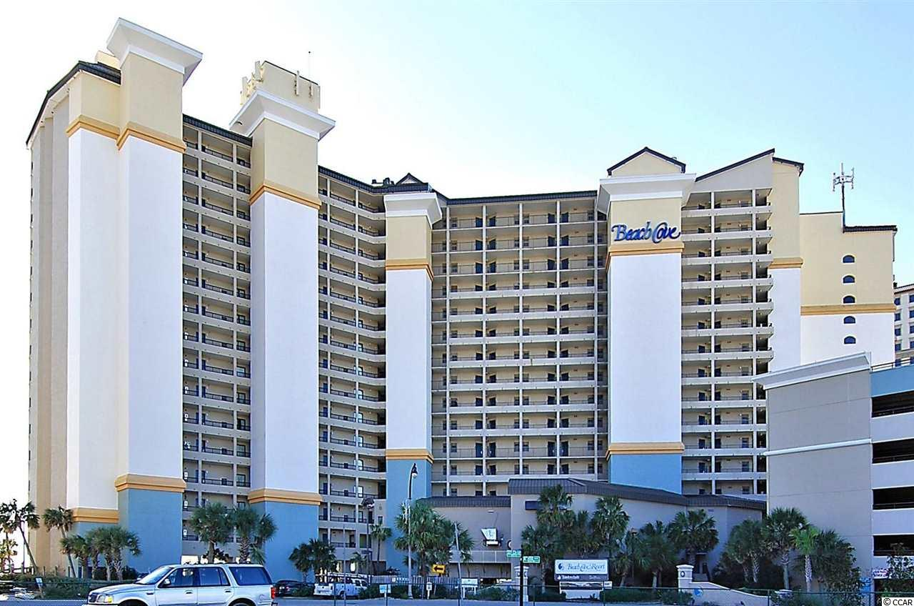 Oceanfront one bedroom condo in Beach Cove. Lots of amendities, pools,lazy river, kidie pool area, hot tubs, restaurant, store, arcade, bar, and the beach.  Great resort with terrific rental income and a great central location to everything the Grand Strand has to offer.