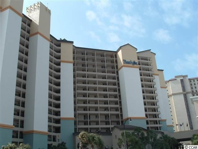 Beach Cove updated Ocean Front 14th floor 1BR/1BA condo in awesome resort! HVAC, furniture, & drapes replaced in 2019 and Hot Water tank replaced in 2018. Amenities galore: multiple indoor/outdoor pools, hot tubs, game room, onsite restaurant & more!  This condo is nicely decorated and appointed w/beautiful views!