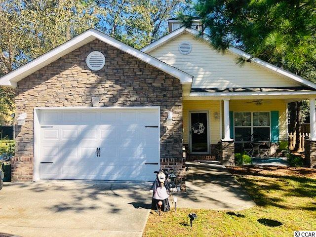 This 3 bed 2 bath is in one of NMB's most sought after neighborhoods! With no HOA and a quick golf cart ride to the beach it's a perfect location! Very private Fenced in yard with outdoor storage building and shower. Beautifully landscaped, with room to entertain!