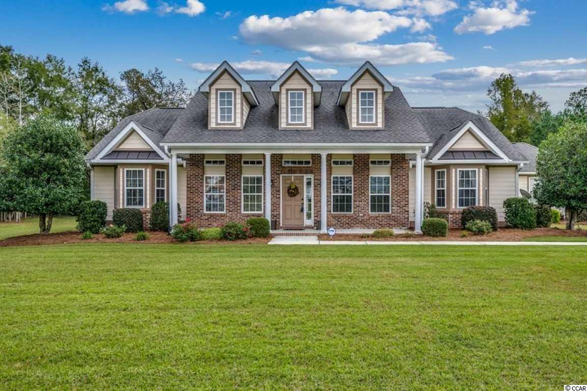 This Home is well appointed with Granite counter tops in Kitchen and Bathrooms, Stainless steel appliances, A FirePlace and Big Beautiful Master Bed and Bathroom. This home boasts a 30X18 back deck that overlooks 3.84 acres of land complete with a pond full of fish for your relaxing needs. Regal rd is located minutes from Historic Downtown Conway. This is a must see home for you and your family. I look forward to meeting you.