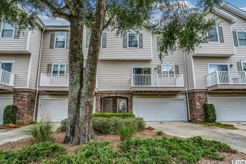 Come visit this 3 BR/2.5BR town home in the beautifully maintained gated community of Ocean Keyes. The location is just steps from the beach, main street North Myrtle Beach, and all local area attractions. The community boasts tons of great amenities, including six swimming pools, tennis courts, clubhouses, and a fitness center. The home itself has been well maintained and used only as a primary residence, never rented. Features include beautiful laminate flooring in the main living spaces, bright and airy outdoor living spaces, and lots of storage space. Both HVAC units have been replaced within the last three years. Inventory is very low in this sought-after community, so hurry and schedule your showing as this unit will certainly not be on the market for long!!
