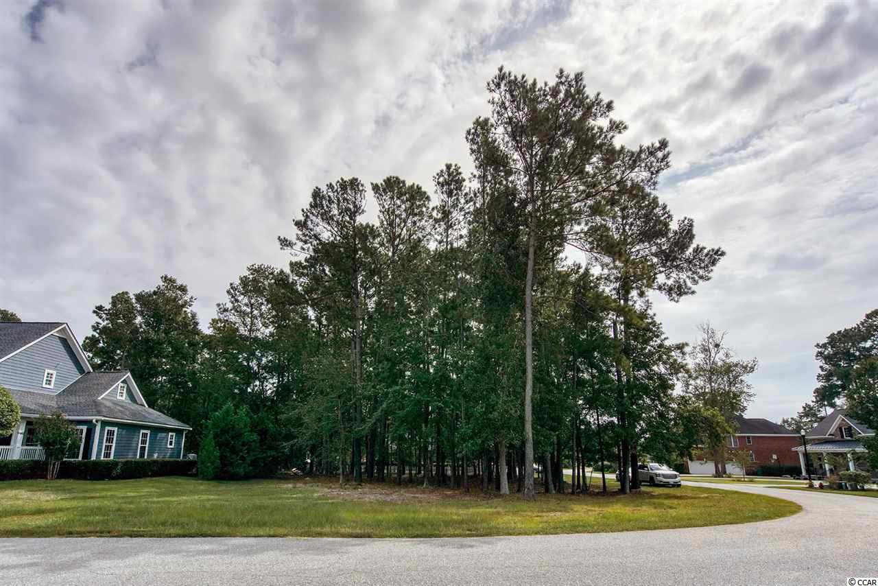 Don't miss a chance to build on the only lot listed in the highly desirable, gated, renowned golf course community of Prestwick!  Located East of US 17 Bypass and just West of US 17 Business and less than five minutes to the Myrtle Beach State Park.  Prestwick has amazing amenities and association benefits that make this community one of the best in Myrtle Beach!  This lot is just shy of half an acre.  This lot provides plenty of room to build with space between neighbors.  It is located in the first section of the community with a gate guard and back gate access for convenience and security.  Call today for more details on how to make this lot your own!