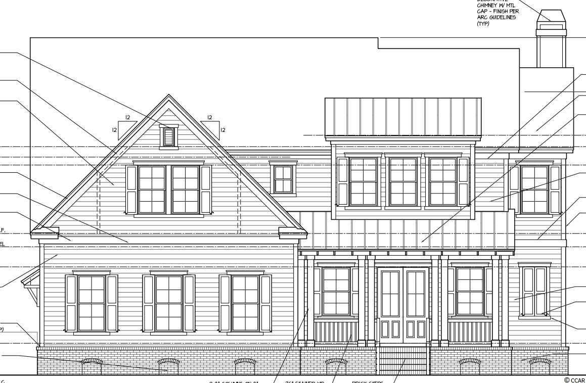 This Custom Designed Home with all the Charm that the Lowcountry has to Offer will be completed in late spring of 2021.  There is Still Time to Customize your Interior Choices. Thoughtfully Designed Home Features 4 Bedrooms and 3.5 Baths.  The Soaring Family Room Ceilings Open to a Chefs Kitchen and a Screened In Porch for Entertaining.  The First Floor Owners Suite Is Conveniently Attached To the Main Level Laundry.  Upstairs there is Second Family Room and 3 Additional Bedrooms.  One Could Be Used as an Additional Owners Suite.  Upgraded Features Include LVP throughout the main level and upstairs loft, Hardwood stairs, Gourmet Kitchen, Tile Owners Shower with Free Standing Tub, Stained Beams in Family Room With Gas Fireplace and more!