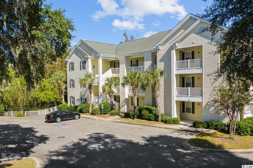 Spacious 3-bedroom 2-bathroom condo in Ocean Keyes that comes fully furnished. This top floor end unit comes with a brand-new HVAC that was installed in March 2020. This condo also has granite countertops, vaulted ceilings, new washer/dryer, and has been recently repainted. Ocean Keyes comes in a gated community in North Myrtle Beach that has 6 swimming pools, a fitness facility, a recreation facility, tennis courts, and picnic areas throughout. This community is just a short golf cart ride or walk to the beach and is near historic Main Street that has all your shopping, dining and entertainment needs while still a short drive to all the fun happenings in the Myrtle Beach area.