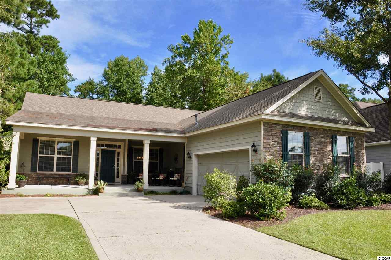 3 bedroom Ranch style single level home located in Palm Bay in Prince Creek, a master planned community, which offers bike trails, ponds, walking trails, Amenity Center that has 2 pools, fitness, tennis courts, soccer field, picnic area, basketball court and lush landscaping.  This home is the much desired Hawthorne plan that has 3 bedrooms plus a study. Plan is open, split bedroom plan, large bright kitchen, formal dining, courtyard entry garage, country front porch and screened in porch that views conservation area. 5 miles from garden City beach, 5 miles from the Marshwalk, 4 miles to Wacca Wache Marina(waterway), Brookgreen Gardens, Huntington Beach State Park , shopping mall, fantastic dining, close to major hospital and numerous medical facilities yet is a private and peaceful community!!! Golf courses, boating & The Murrells Inlet Marshwalk....