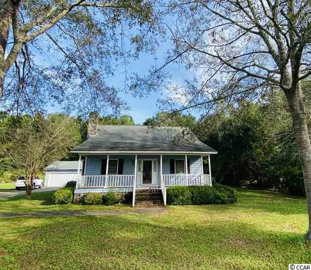 Great Investment Opportunity!! Large 5 bedroom, 3 bath home ready for someone to see it's potential. Located right outside the city limits, 5 minutes from downtown Georgetown. Hardwood floors throughout the foyer and living room. The downstairs offers a large kitchen with a nice sitting area, 3 bedrooms, 2 baths. Upstairs consists of the other 2 bedrooms and bathroom. Don't miss out on this great opportunity to make this house your home.