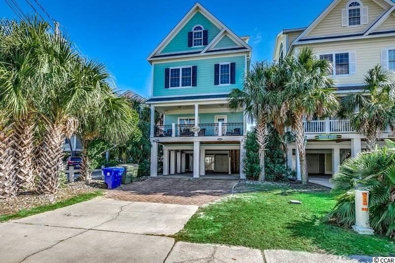"Amazing opportunity to purchase this fully furnished Oceanfront 7 bedroom 7.5 bath Raised Beach Home located in the Lakewood section of Surfside Beach ! ""Goody's Place"" features include: Sleeps 25, elevator, private pool (27x15) refurbished in 2019, private walkway to the Beach, outdoor grilling area, 3 oceanfront balconies, wet bars, 2 Ice Makers, Separate Freezer & Refrigerator, 2 Washer & Dryers, 2 Ovens, Microwave, & 2 Dishwashers. Excellent Rental history! This would make the perfect investment property or vacation home. Conveniently located to Surfside Beach Pier, area attractions, golf, dining, entertainment, shopping, the airport, Market Common, & so much more! Call today for a showing !"