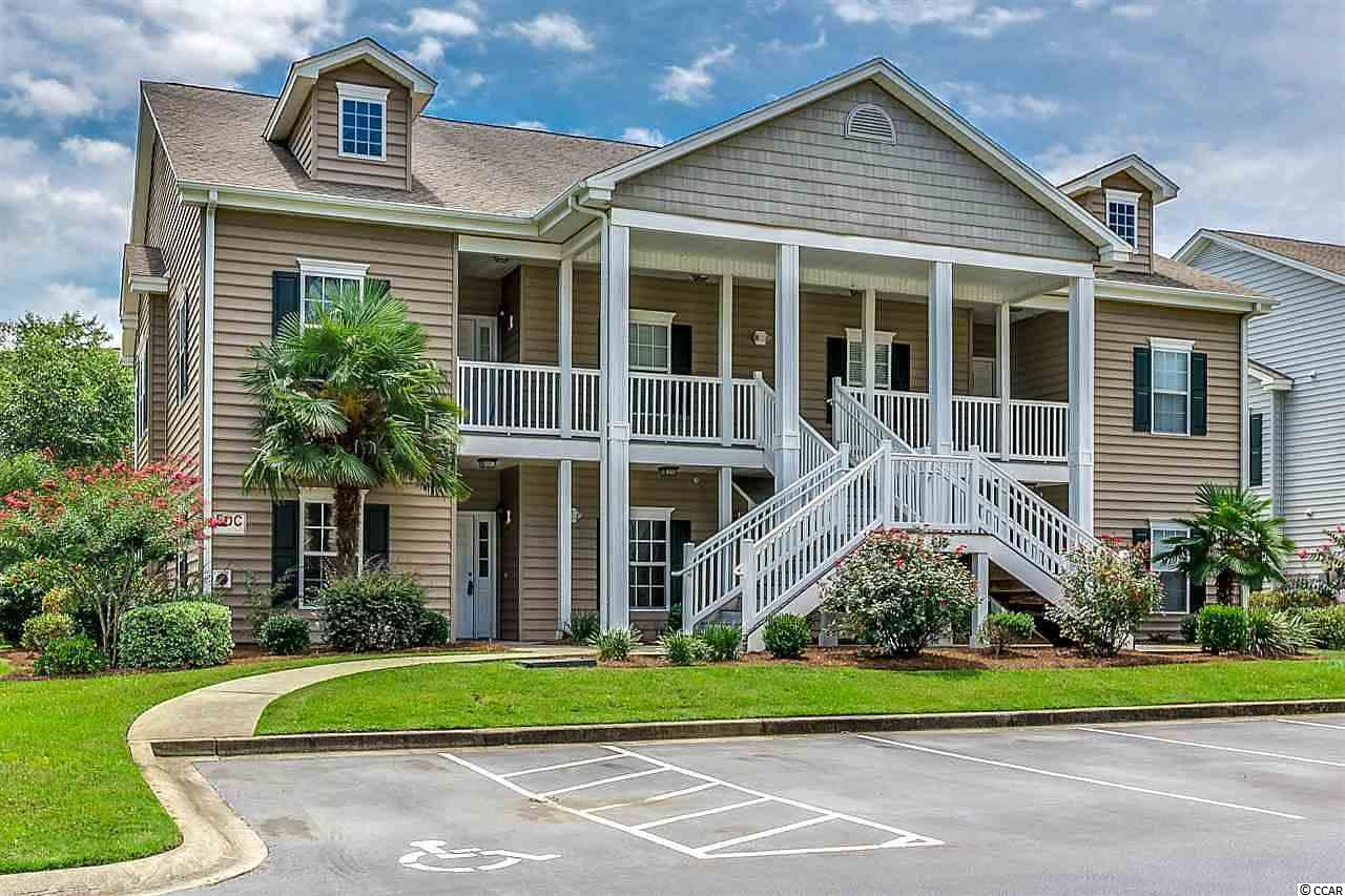This sought after first floor condo in Marcliffe West at Blackmoor will thrill you.  The spacious end unit has a split floor plan, large livingroom and dining area and many windows for light to fill the space. Screened in porch will allow you to sit outside and enjoy the lovely South Carolina nights. The roomy spare bathroom has a walk in shower. This unit is move in ready - all the upgrades have been done for you.